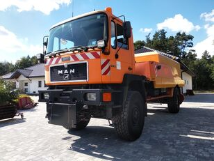 MAN 19.322 airport sweeper