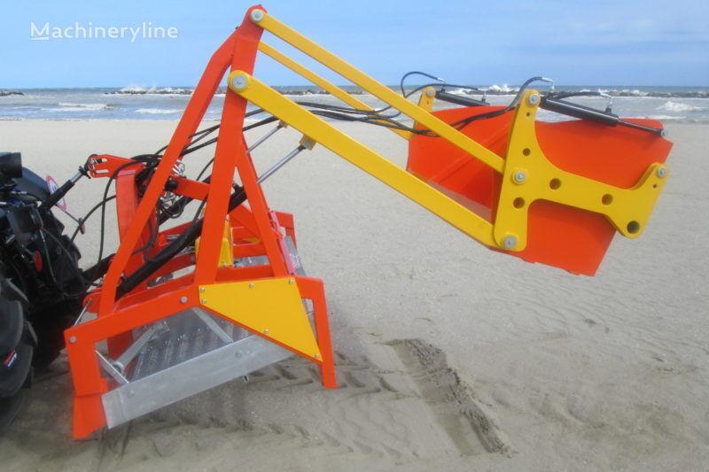 new MANTA GOLD beach cleaner